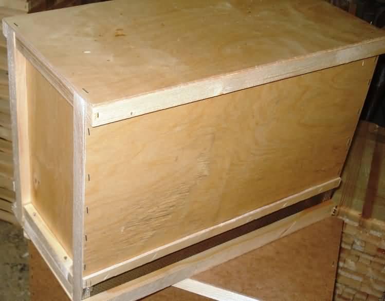 Ловушки для пчёл сделать своими руками